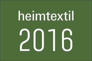 Heimtextil 2016