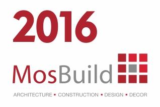 Invitation to the exhibition MosBuild 2016