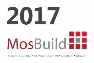 Invitation to the exhibition MosBuild 2017